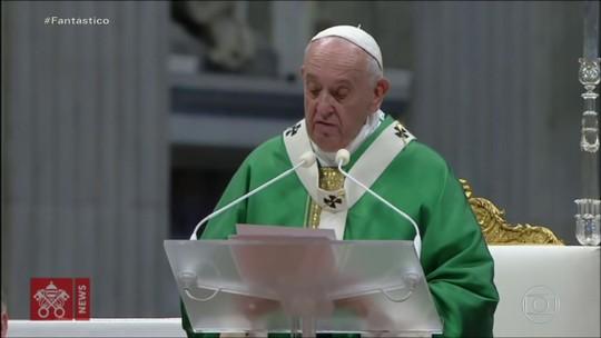 Papa Francisco recebe recomendações para compensar falta de padres na região da Amazônia