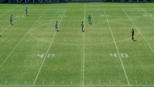 """Confuso? Com Arena da Amazônia em prol de ''peladas"""", sub-15 joga em linhas de FA"""