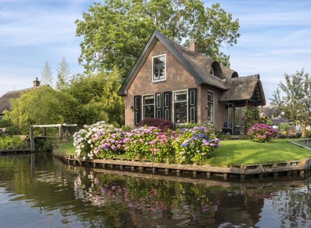 Giethoorn (Foto: Reprodução/Louco por Viagens)