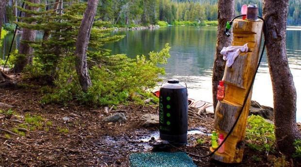 No reservatório do Helio LX cabem 22 litros de água (Foto: Divulgação)