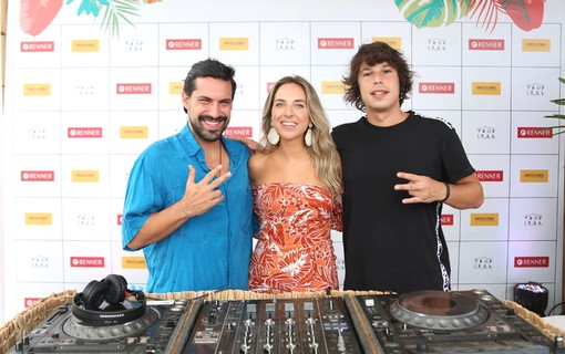 Giulianna Campos recebe Chemical Surf no On Stage 2020