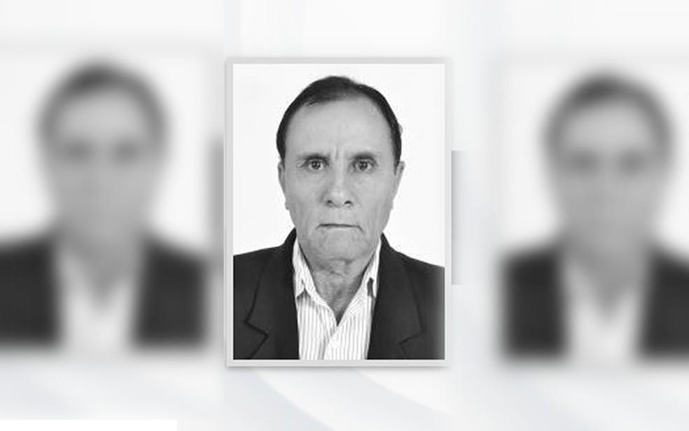 Onofre Alves Borges, de 64 anos, foi agredido e ameaçado de morte pelos sequestradores (Foto: Divulgação)
