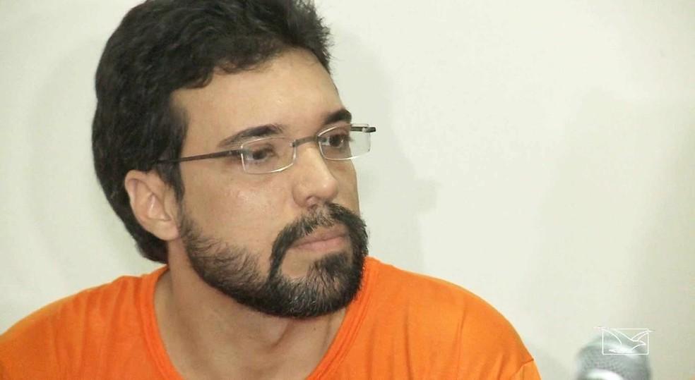 Lucas Porto confessou ter estuprado Mariana Costa em novembro de 2016 — Foto: Reprodução/TV Mirante