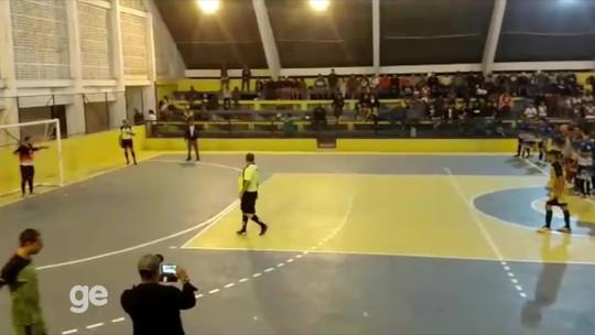 Depois de classificação com pênalti incrível, LEC conquista Copa Aparecida de futsal
