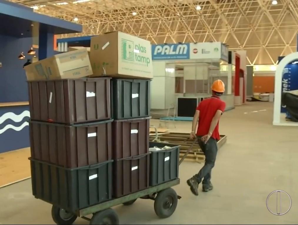 Mais de 50 mil pessoas são esperadas na Brasil Offshore que começa nesta terça em Macaé, no RJ - Notícias - Plantão Diário