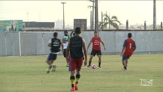 São José intensifica treinos para a disputa da Copa FMF