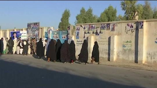 Atentado em eleições parlamentares mata 15 na capital do Afeganistão