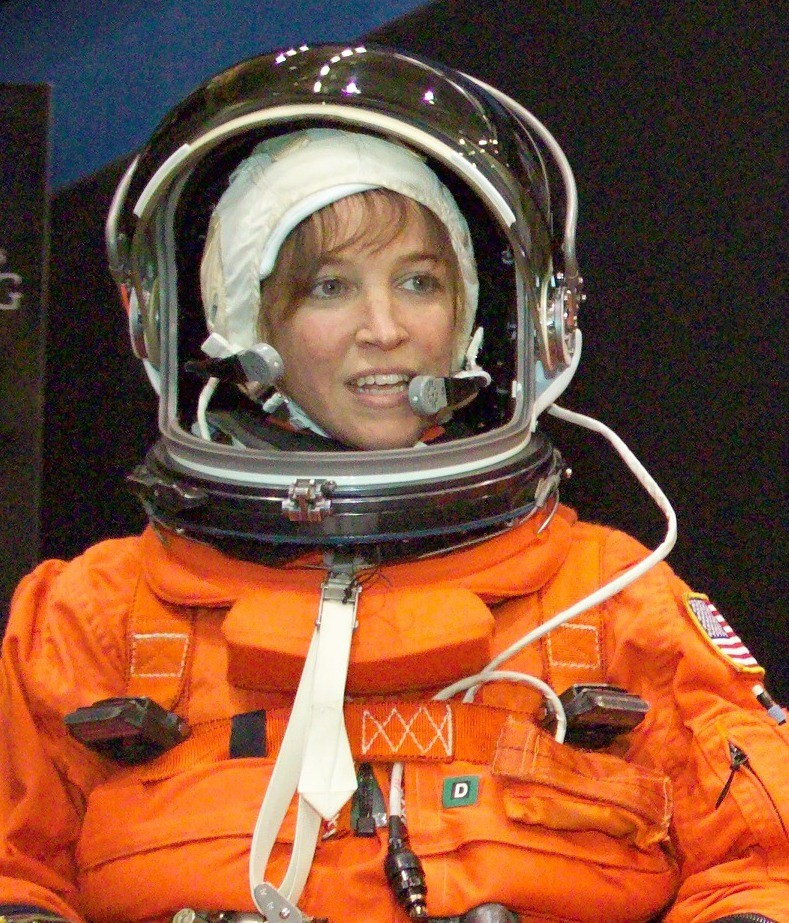 Lisa Nowak na vida real (Foto: NASA)