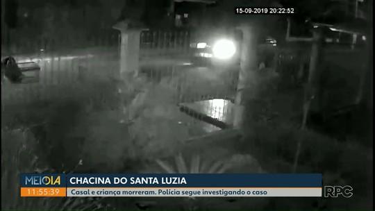 Vizinha relata que encontrou crianças desesperadas após morte de família com 50 tiros no Paraná: 'Tocou muito o meu coração'