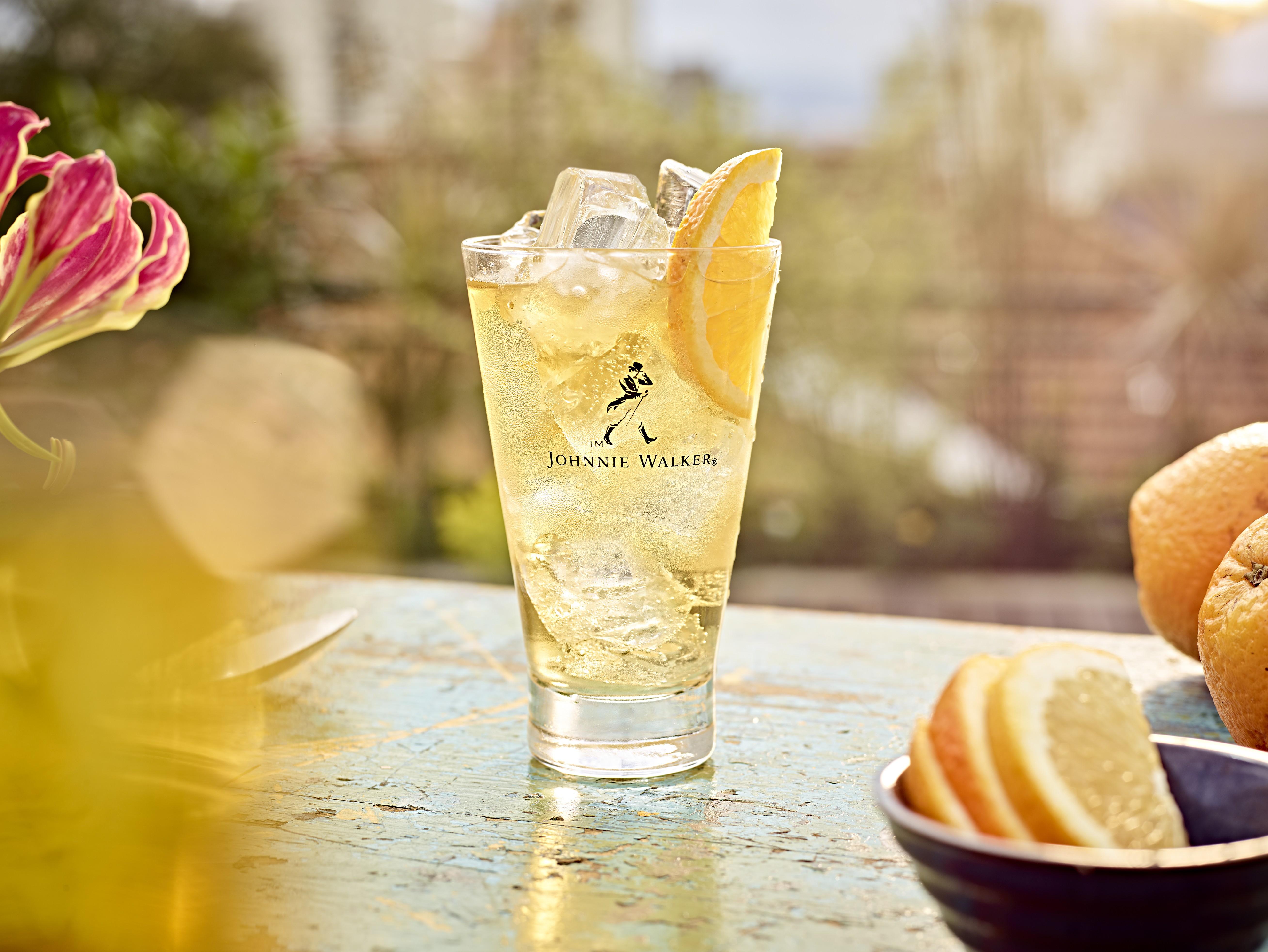 O drink Johnnie Highball (Foto: Divulgação)
