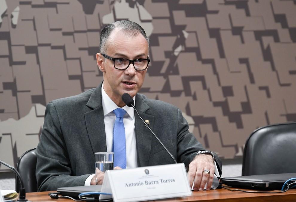 Presidente da Anvisa informa que contraiu coronavírus