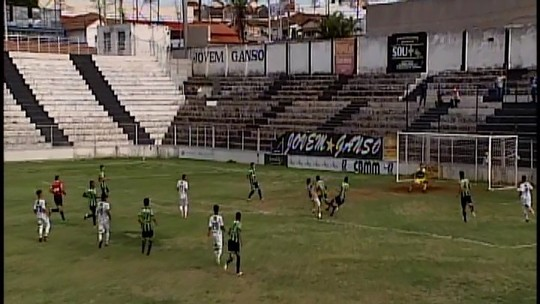 Araxá e América-MG terminam hexagonal com empate no Mineiro sub-20
