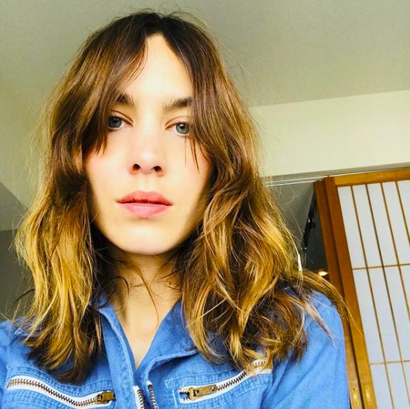 Alexa Chung (Foto: Reprodução Instagram )