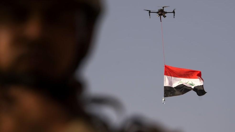 Exército americano utilizou armas de micro-ondas para desativar drones no Afeganistão e no Iraque (Foto: AFP)