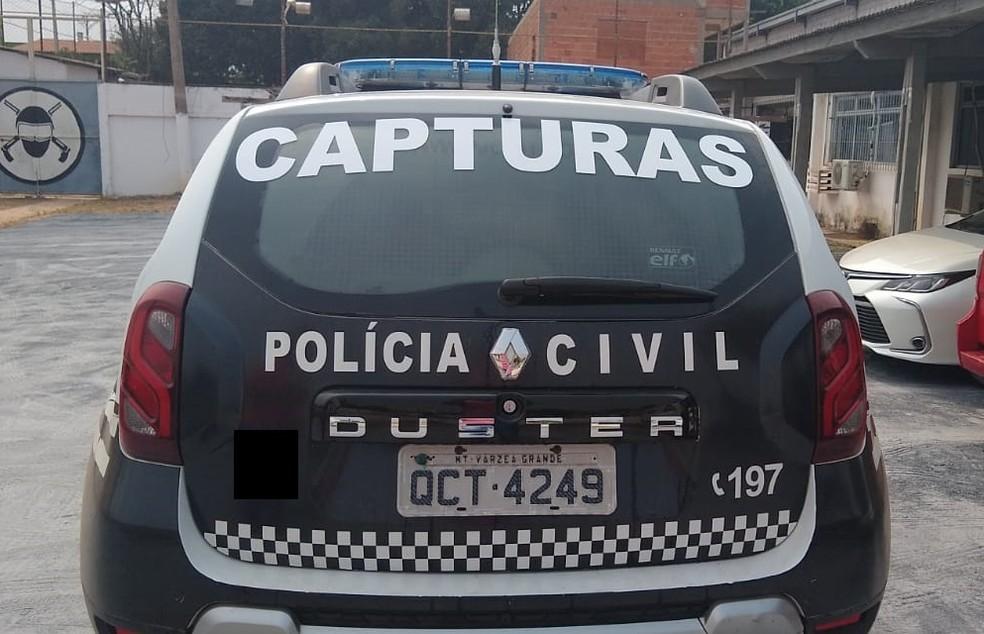Gerência Estadual de Polinter e Capturas (Gepol) — Foto: Polícia Civil de Mato Grosso