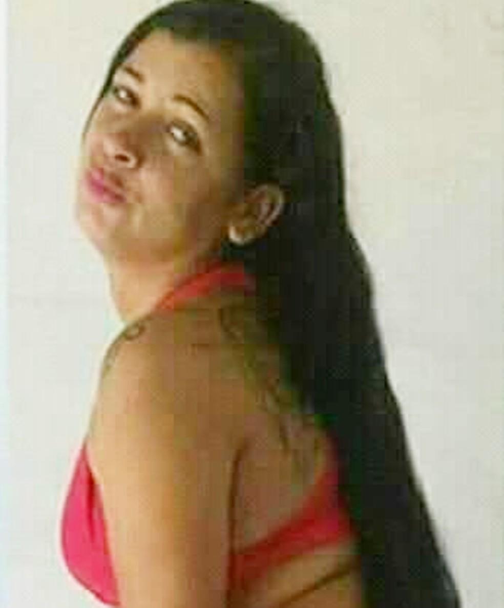Sidineide Nascimento da Silva tinha 30 anos (Foto: Arquivo Pessoal)