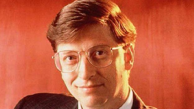 Bill Gates é um grande filantropo, diz Silberman (Foto: PA via BBC)