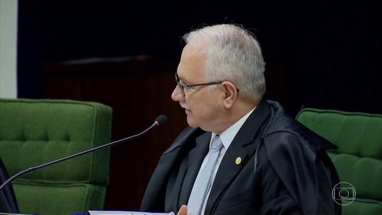 Fachin manda processo do Instituto Lula voltar uma etapa