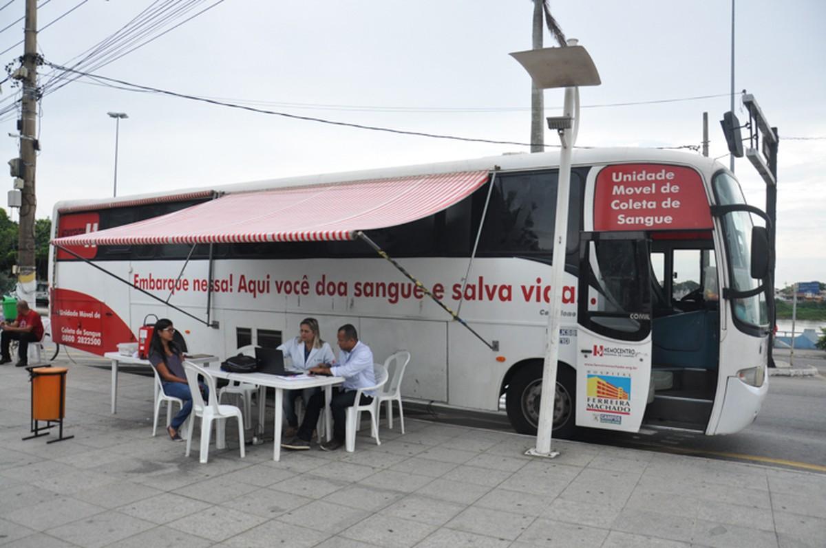 Hemocentro de Campos, RJ, faz ação para abastecer estoque no período de Carnaval
