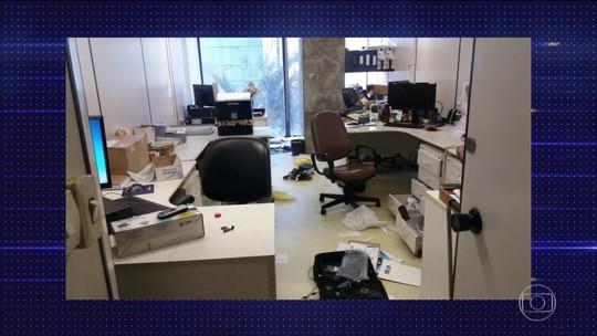 PF analisa imagens do circuito interno do Ministério do Trabalho pra descobrir invasores