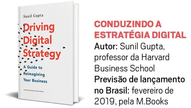 Livro Conduzindo a  estratégia digital  (Foto: Ilustrações: Rômolo D´Hipólito)