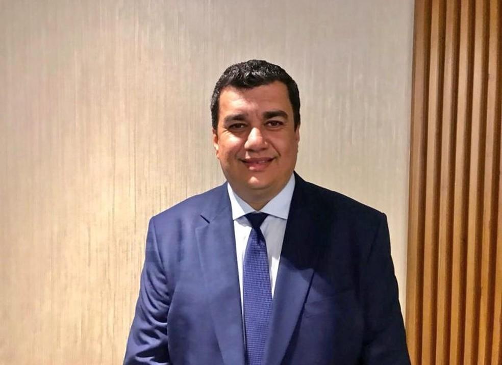 Secretário de Estado de Ciência e Tecnologia, Leonardo Rodrigues — Foto: Divulgação