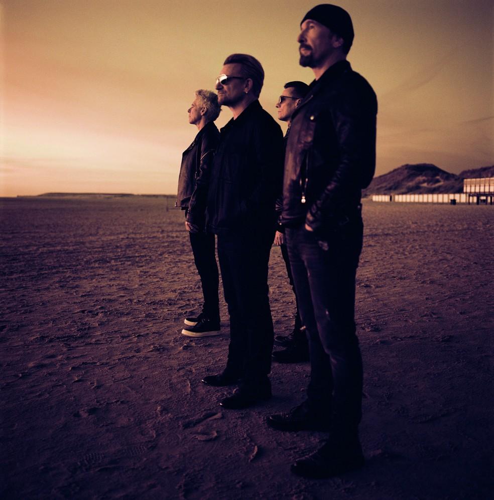 U2 lança 'Songs of experience' (Foto: Divulgação)