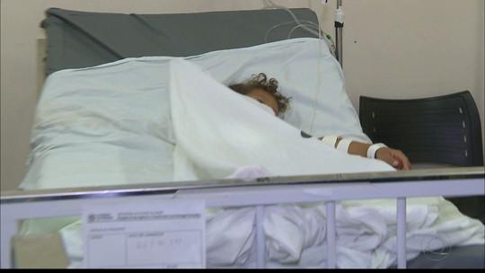 Pai usa veneno em três crianças para matar piolhos e filhos são levados para hospital, na PB