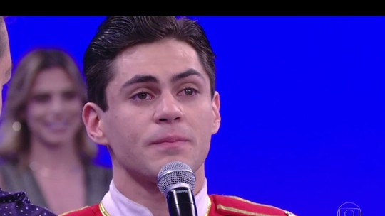 Finalistas do 'Dança dos Famosos 2017' vão às lágrimas no 'Arquivo Confidencial'