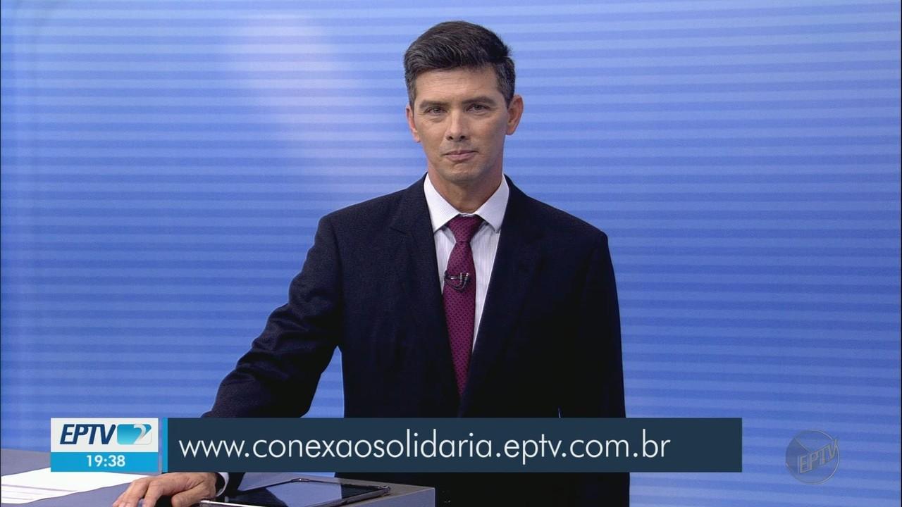 Conexão Solidária: veja como participar da campanha da EPTV