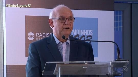 Grêmio anuncia projeto de hotel temático do clube com loja, memorial e bar para torcedores