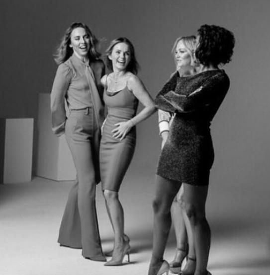 Spice Girls (Foto: Instagram/Reprodução)