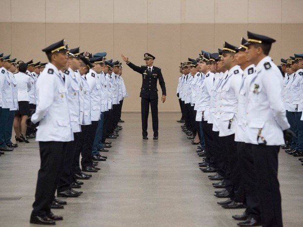 Edital cria 4,2 mil vagas para militares no Ceará (Foto: Carlos Gibaja/Governo do Ceará)