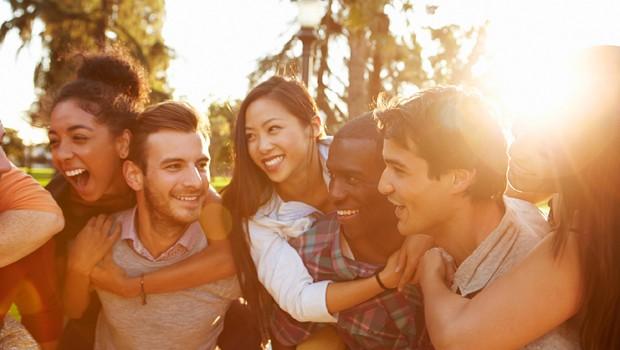 jovens, geração y, lazer, amigos (Foto: Thinkstock)