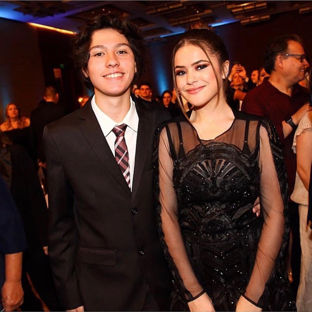 Maisa Silva e namorado (Foto: Reprodução Instagram)