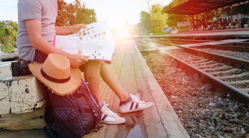 mochila, viagem, turismo (Foto: Reprodução/Pexels)