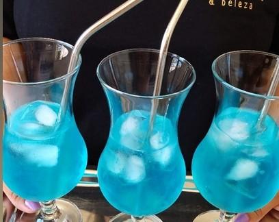 Drink Turquesa: receita secreta faz parte da estratégia de marketing da Turquesa