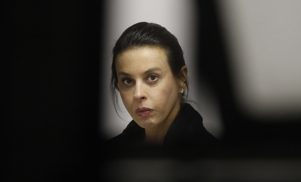 Adriana Ancelmo, mulher do ex-governador Sérgio Cabral Filho — Foto: Alexandre Brum / Agência O Dia / Estadão Conteúdo