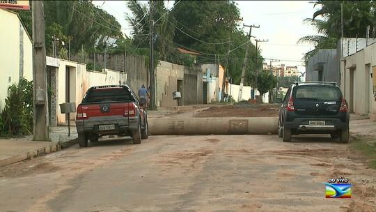 Moradores reclamam de transtornos com atraso da Caema em São Luís