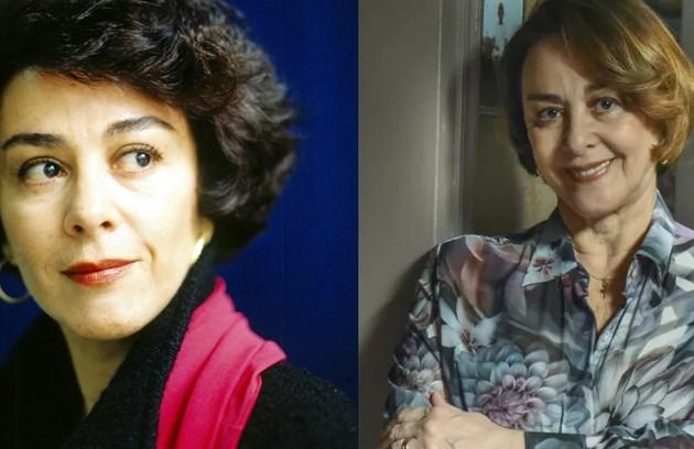 Nívea Maria foi Elisa, tutora que maltratava Carolina. A atriz fará 'Malhação: Transformação', adiada para 2022 (Foto: TV Globo / Reprodução)