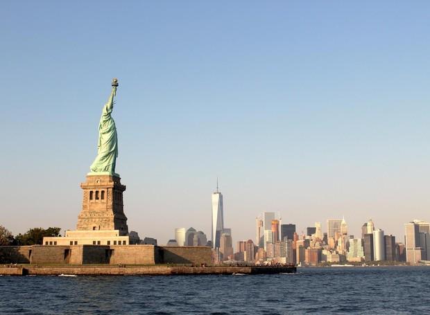 Estátua da Liberdade (Foto: Divulgação)
