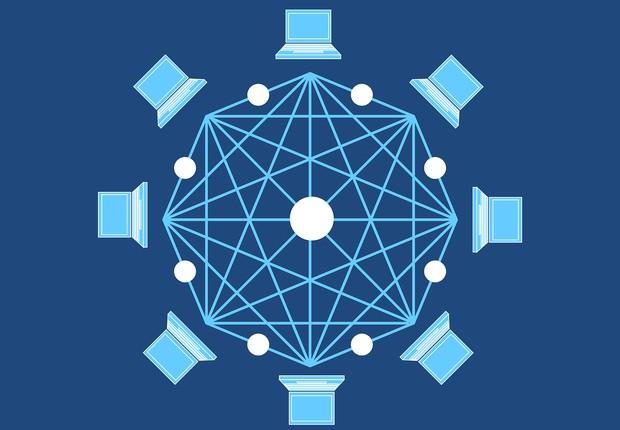 blockchain (Foto: Pixabay)