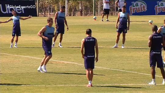Ney Franco ressalta qualidade do Grêmio, mas diz que Goiás não vai a Porto Alegre só se defender