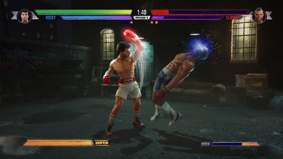 Big Rumble Boxing: Creed Champions traz os lutadores de boxe da franquia de filmes Rocky e Creed para os ringues — Foto: Reprodução/Steam