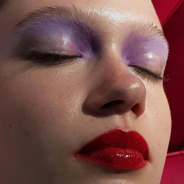 Beauty glossy by Renata Brazil (Foto: Reprodução: @brazilrenata)