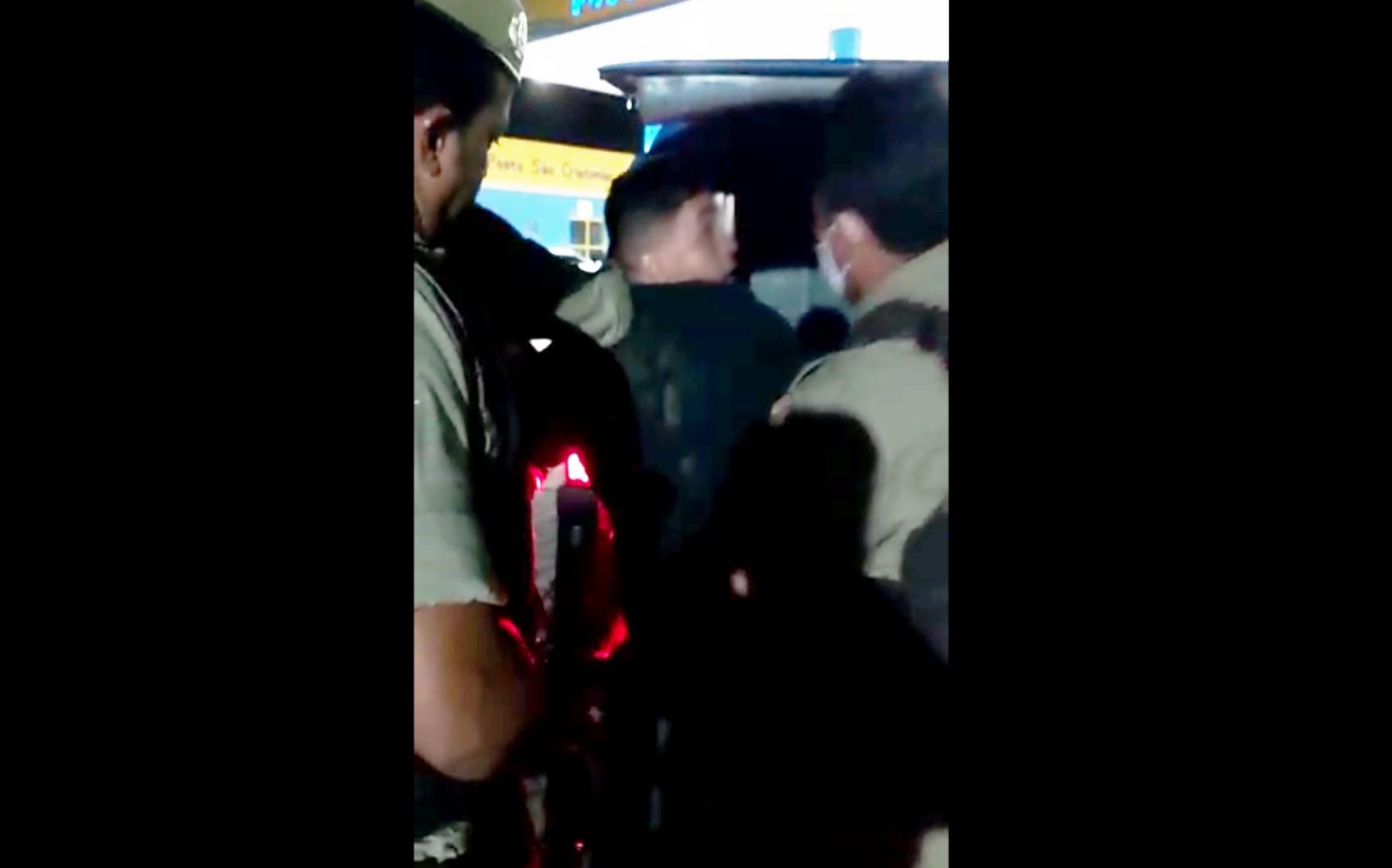 VÍDEO: Bombeiro é preso após furar abordagem policial na BA e ameaçar PMs: 'Vocês vão se arrepender'