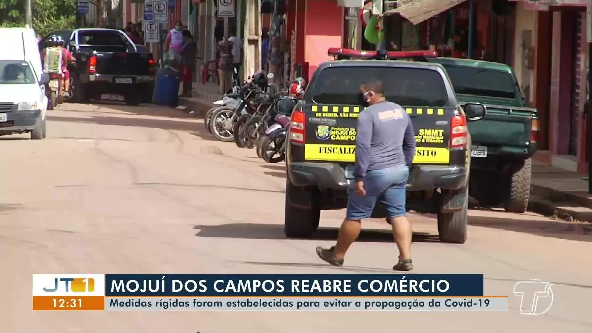VÍDEOS: Jornal Tapajós 1ª Edição de sábado, 4 de julho de 2020