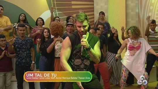 'Paneiro' tem Márcia Novo, Jardel e Leon Correia