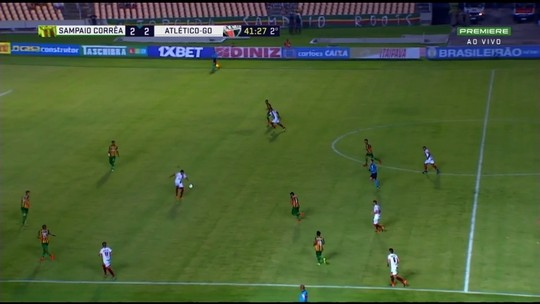 Confira os melhores momentos de Sampaio Corrêa 2 x 3 Atlético-GO