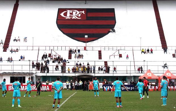 Com sede do Fla e campo do Corinthians, Fifa divulga novos CTs para a Copa